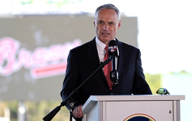 MLB Commissioner Rob Manfred Gave Another Terrible Press Conference