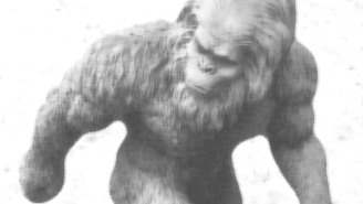 The Mystery Of Bigfoot Spotted On A Traffic Camera In Washington State Has Been Solved, Maybe
