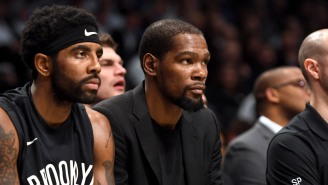 NBA Fans Are Very Upset By TNT's All-Time All-Star Team Tweet That Completely Disrespects Kevin Durant