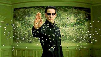 Keanu Reeves Returns As Neo In Videos From The Set Of 'The Matrix 4'