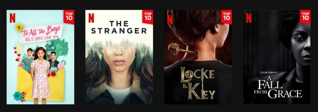 Netflix Introduces New Top 10 Row Shows What People Are Watching