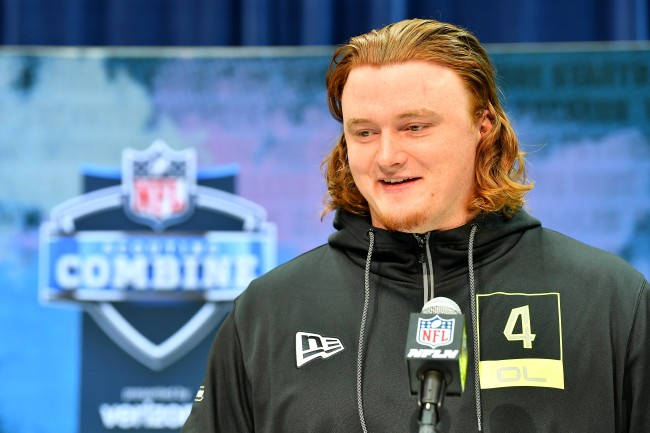 NFL Combine Prospect Ben Bartch describes a disgusting way he snorted shakes to pack on 70 pounds to put on weight