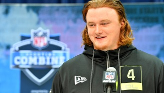 OL Prospect Ben Bartch Describes Absolutely Nasty Way He Packed On Weight To Prep For A Position Change In College