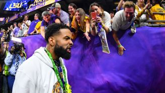 Another LSU Player Confirms Odell Beckham Jr. Handed Out Real Money At The National Championship But Says He Donated It To His Church