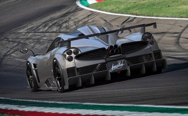 Pagani Imola Supercar