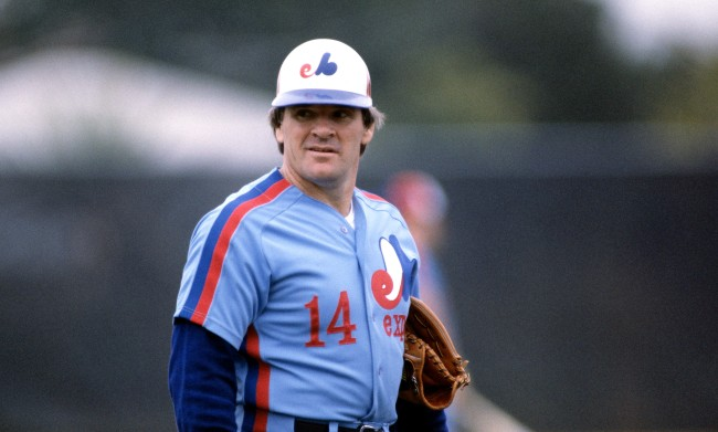 Pete Rose Submits 20 Page Petition To MLB Asking For Reinstatement