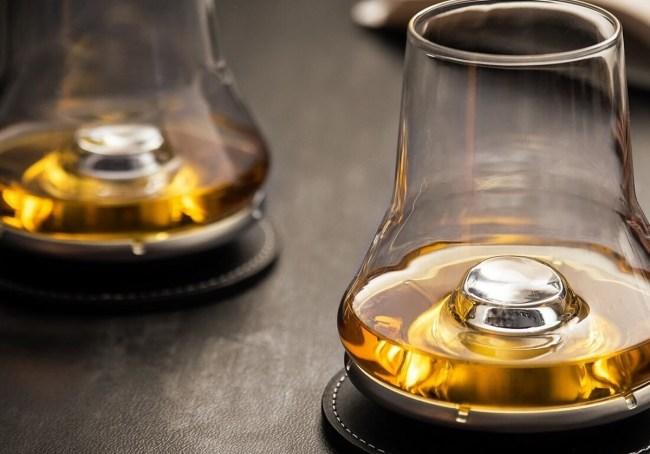 Peugeot Impitoyable Whiskey Tasting Set