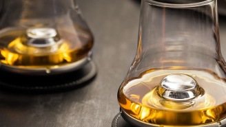 This Whiskey Tasting Set From Peugeot Is The Perfect Way To Taste Rare Bourbons And Whiskeys