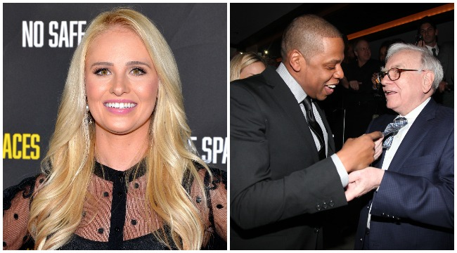 Tomi Lahren Attempts To Insult Jay-Z And It Doesn't End Well