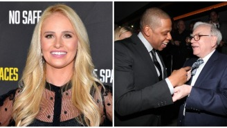 Tomi Lahren Attempts To Insult Jay-Z By Reminding Us He Was A 'Former Crack Dealer' Before Making 'The Blueprint,' Marrying An Icon, And Becoming A Billionaire