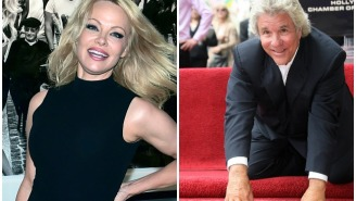Jon Peters Claims He Paid Off $200,000  In 'Broke' Pamela Anderson's Debts Before Their 12-Day Marriage Went Poof