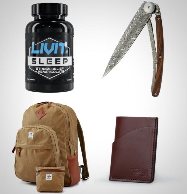 premium everyday carry items 2020 best men's gear