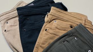 Revtown Jeans' Khaki Guide: See The Spring Styles That'll Bring Lots Of Comfort To Your Wardrobe