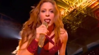 Shakira Instantly Gets The Meme Treatment During Super Bowl Halftime Show