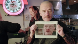 Try Watching Bryan Cranston Talk About Getting Back Into The Walter White Character Without Grinning
