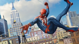 Disney's Avengers Theme Park Will Have A Life-Sized Spider-Man Swinging Around Buildings And Sh*t