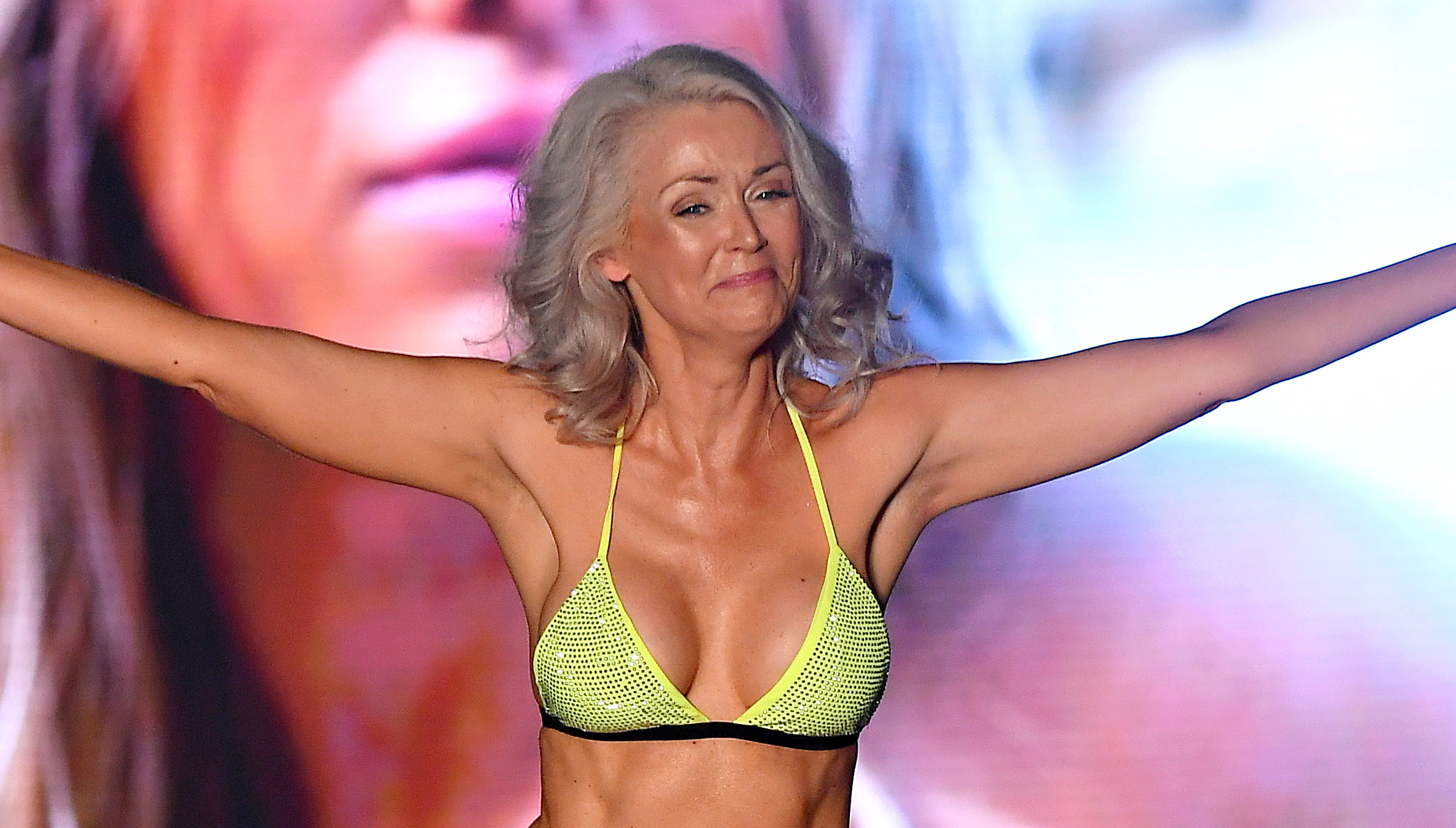 Sports Illustrated Reveals Its 2020 Swimsuit Model Search Finalists Including 55 Year Old Kathy Jacobs Brobible