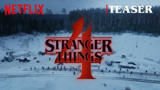 Netflix Confirms The Return Of 'Stranger Things' Fan-Favorite Character In First Season 4 Teaser