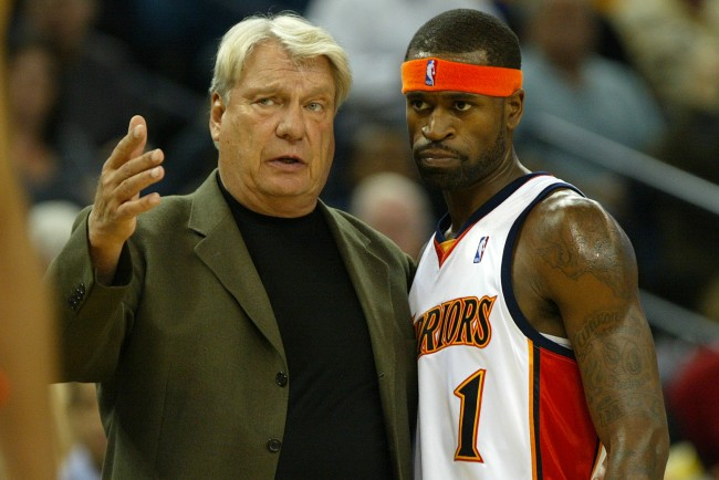 Former Warriors forward Stephen Jackson says Don Nelson knew, and didn't care, that he smoked weed before games