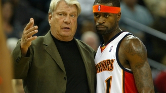 Stephen Jackson Admits Former Head Coach Don Nelson Was Totally Cool With Him Smoking Weed Before Games