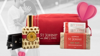 Looking To Get Bay'd This Valentine's Day? St Johns Fragrance Is Offering 20% Off ALL Gift Sets