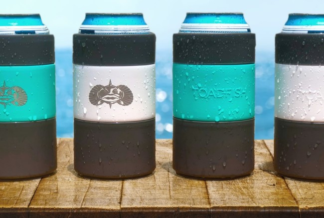 Sucker Can Cooler Toadfish Outfitters