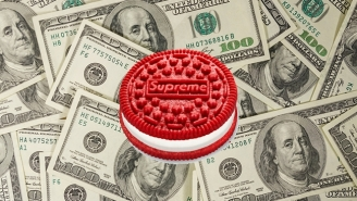 Oreo's Inexplicable Collab With Supreme Has Resulted In The Cookies Being Sold For Thousands Of Dollars On eBay