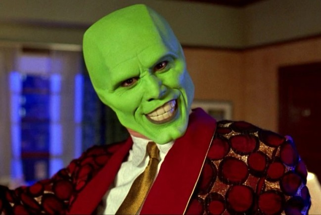 Jim Carrey said he is open to doing a sequel to the 1994 movie The Mask under one specific condition - it is directed by a crazy visionary filmmaker.