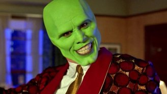 Jim Carrey Is Open To Doing A Sequel To 'The Mask' Under One Condition