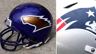 Remember When The New England Patriots Came Real Close To Becoming The St. Louis Stallions In 1994?