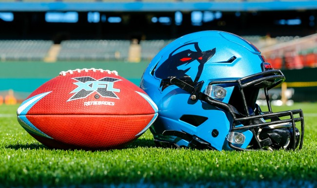 The XFL Has A Whole Extra Team Of Players Called Team 9 For Injuries