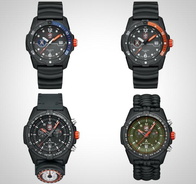 Luminox Bear Grylls Watch Collection
