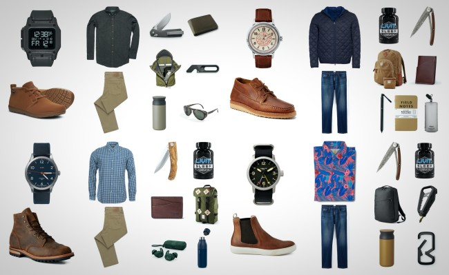 men's gear February 2020 roundup best of things we want this week