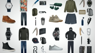50 'Things We Want' This Week: Whiskey, Denim, Grooming Essentials, And More