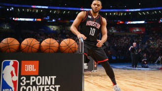 NBA's Three-Point Contest Gets Cool Facelift Thanks To Some Imagination And The Popularity Of 30-Foot Jumpers