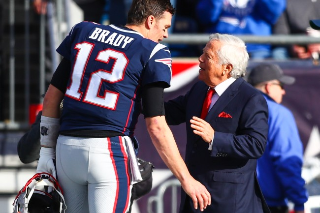 ESPN's Adam Schefter describes the reason why Patriots haven't talk to Tom Brady about his free agency yet