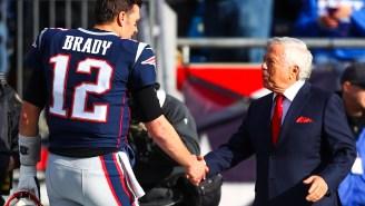 Robert Kraft Reportedly Prefers Tom Brady Test Free Agency Before The QB Negotiates With Patriots
