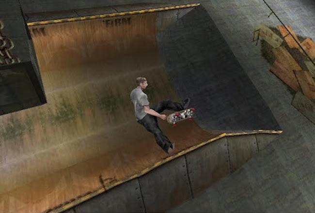 tony hawk's pro skater documentary