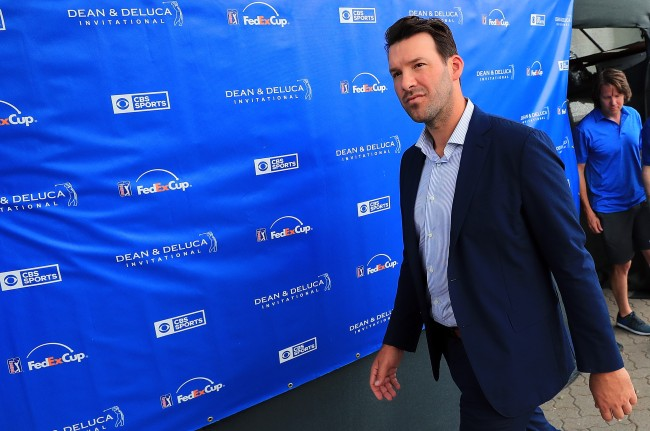 Reports are claiming that a Tony Romo TV deal could hit a wild $20 million annually