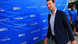 The Numbers Being Thrown Around For Tony Romo's Next TV Deal Are More Than Some QBs Are Making In A Year