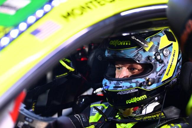 kyle busch lexus racing daytona interview