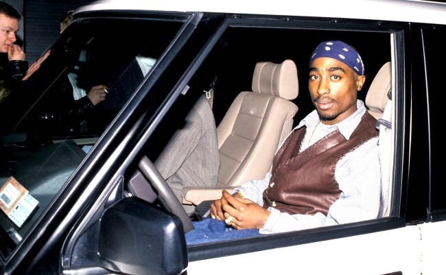 Tupac Shakur Friend Claims The Rapper Faked His Own Death Fled To NM