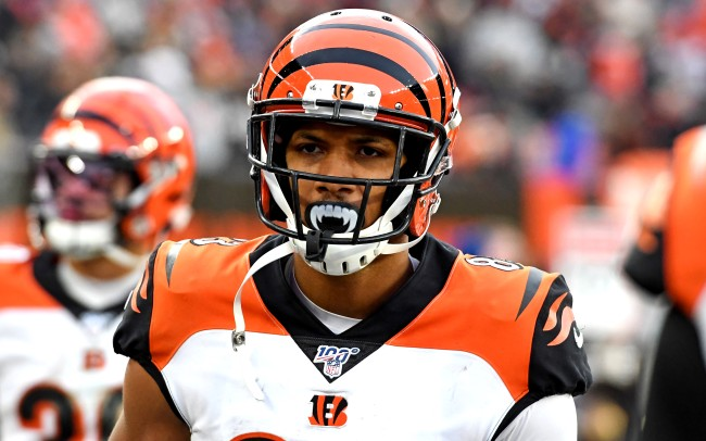 Tyler Boyd Is Not Happy With The Medias Portrayal Of The Bengals