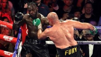 Conspiracy Theorists Think Tyson Fury Did Something Illegal With His Gloves Against Deontay Wilder