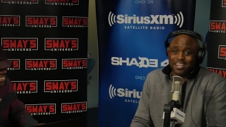 Wayne Brady Freestyling While Answering Questions On The Fly Is Basically 'Whose Line' On Steroids