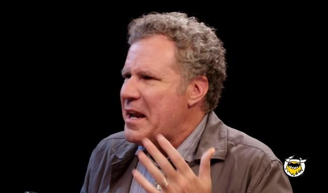 Will Ferrell Takes Hot Ones Challenge Spills Never-Before-Heard Info