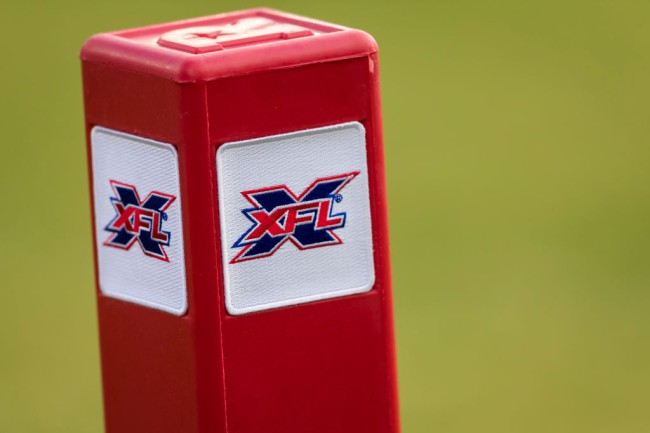 xfl signing college athletes ineligible nfl