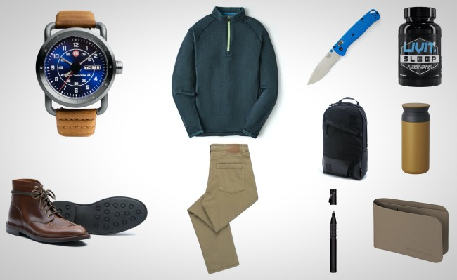 Perfect Spring Everyday Carry Items For Men