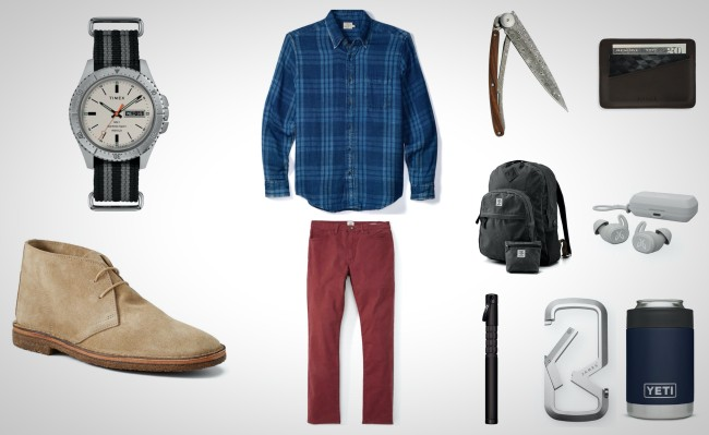 best new everyday carry items for men