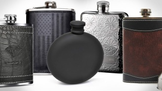 These 12 Best Hip Flasks Will Keep Your 'Medicine' Close And Look Stylish Doing It